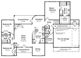 house plans for a ranch style home inspirational basement floor