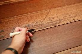 Floor Scratch Repair Engineered Hardwood Floor Scratch Repair Kit How To Fix Scratched