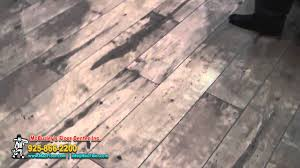 Mannington Laminate Flooring Problems Mannington 2014 Restoration Reclaimed Collection Youtube