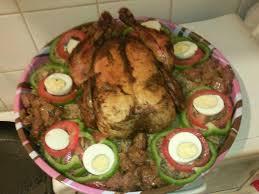 cuisine africaine poulet recettes du chef thiebou guinar