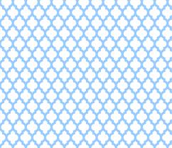 blue quatrefoil wallpaper quatrefoil lattice baby blue on white fabric by spacefem on
