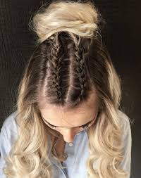 hairstyles to hide really greasy hair 18 easy hairstyles that hide greasy hair gurl com gurl com