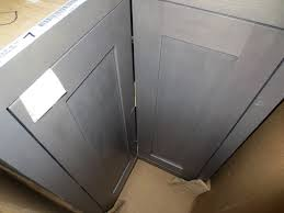 Kitchen Cabinets Staining Grey Stained Kitchen Cabinets Amiko A3 Home Solutions 6 Oct 17