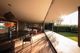 modernist indoor outdoor living interior design ideas