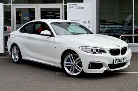 bmw m sport coupe 2015 bmw 2 series f22 220d m sport coupe b47 2 0 diesel white