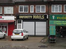infinity nails local data search
