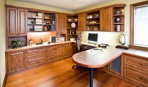 Home Office Cabinet Design Ideas - home office cabinets crafts home