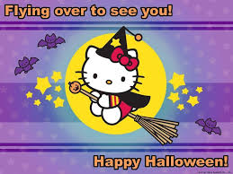 halloween kitties background hello kitty halloween backgrounds wallpaper cave