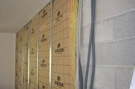 isolation phonique chambre création salle de bain wc chambre avec isolation phonique
