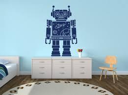 baby jungen zimmer online get cheap roboter wandtattoos aliexpress com alibaba group
