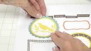 silhouette cameo cutting plotter youtube