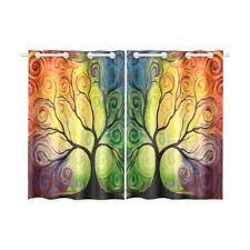 Make Kitchen Curtains by Kitchen Curtains Ebay