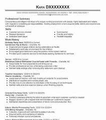 Sample Resume For Hotel Industry by Host Resume Resume Cv Cover Letter