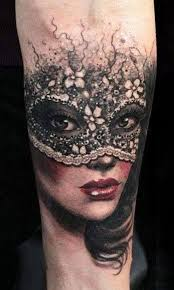 78 best masquerade tattoos images on pinterest carnivals