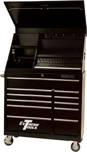 welding cabinet with drawers 41 extreme portable workstation and 11 drawer roller cabinet combo