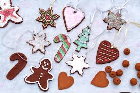 gingerbread ornaments 3 ingredient cinnamon ornaments the avenue kitchen