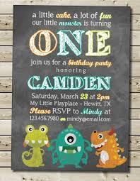 best 25 monster birthday invitations ideas on pinterest monster
