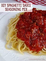 wedding gift spaghetti sauce diy spaghetti sauce seasoning mix jpg