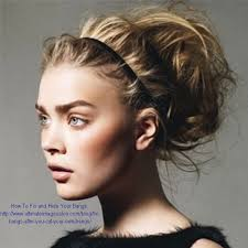 haircuts to hide forehead wrinkles 8 best hairstyles to hide the bangs images on pinterest hairdos