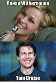 Tom Cruise Meme - reese witherspoon tom cruise tom cruise meme on me me