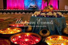 decorations for indian wedding awesome indian wedding table decorations images styles ideas