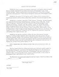 Grant Letter Of Intent Sample by E Gov Services Eden