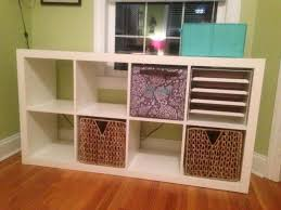 White Cube Bookcase Ikea Storage Cubes Modern Home Organization With Kallax Bookcase