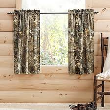 Realtree Shower Curtain Realtree皰 Xtra Window Curtain Tier Pairs Bed Bath Beyond