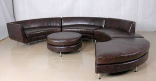 salon round couch sofa 9 seater modern sectional furniture sofa
