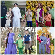 20 fun family halloween costumes creative ramblings