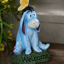 disney 11 5 eeyore statue limited availability outdoor living