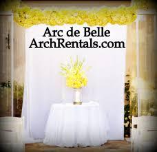 wedding arches san diego bamboo wedding arch rentals in los angeles orange county san diego