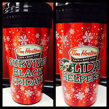 tim hortons in the unites states giving retail workers free i