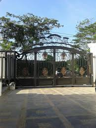 entrance gate designs for home unique curved luxury exterior house