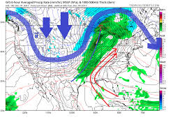 Jet Stream Map Blog Posts Arkansaswxwatchers