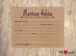 advice cards for and groom wedding advice cards advice for the and groom advice for