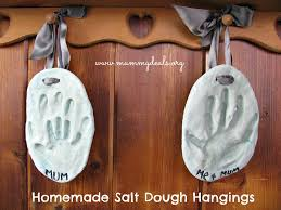 s day craft for salt dough hangings s day