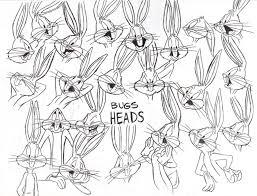 pin by lies de baerdemaeker on bugs bunny drawing pinterest