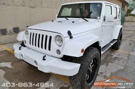 custom jeep white 2015 jeep wrangler unlimited sahara 4 x 4 u2013 custom show jeep