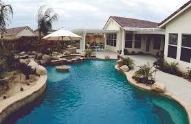 magnolia custom pool builders freeform pools houston caytech pools