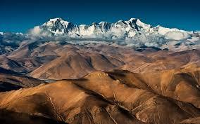 browny mountain wallpaper