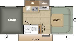 trailer floor plans house plan satellite starcraft rv travel trailer camper floorplan