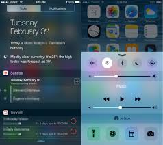ios for android android tweaks that bring a taste of ios 8 slashgear