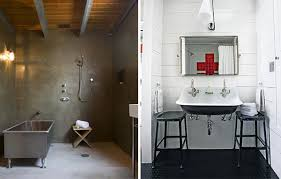 Industrial Style Bathroom Industrial Chic Bathroom Design Ideas 9jpg Industrial Chic