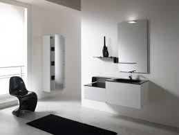 stone grey modern double sink design bathroom vanity square chrome