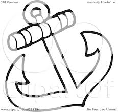 royalty free coloring pages free coloring pages anchor