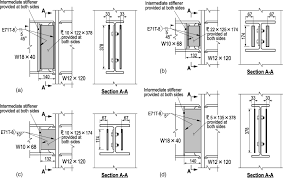improved link to column connections for steel eccentrically braced