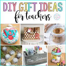 diy holiday gifts for teachers proud to be primary
