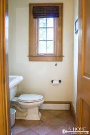 Powder Room Makeovers Photos - powder room makeover reveal transitional farmhouse style