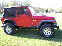 maroon jeep wrangler 2 door welcome to jeffs shop indiana